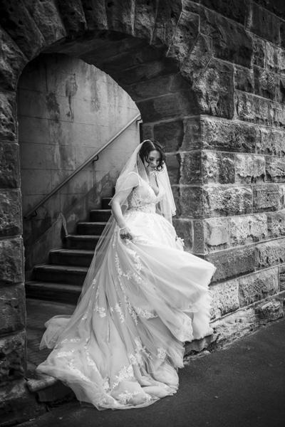 bride in sydney