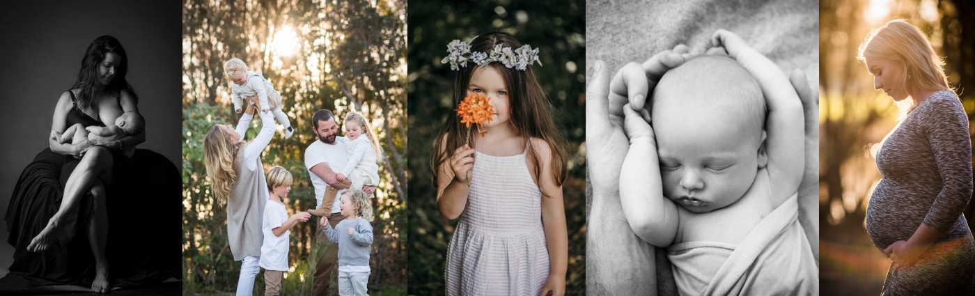 examples of family photography